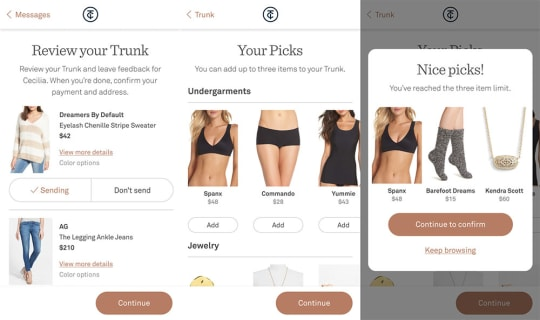 Trunk Club Launches New Feature Giving Customers the Option to Add Additional Items to Their Trunks