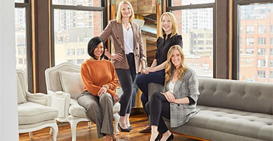Celebrating International Women's Day with Nordstrom Trunk Club's Leaders
