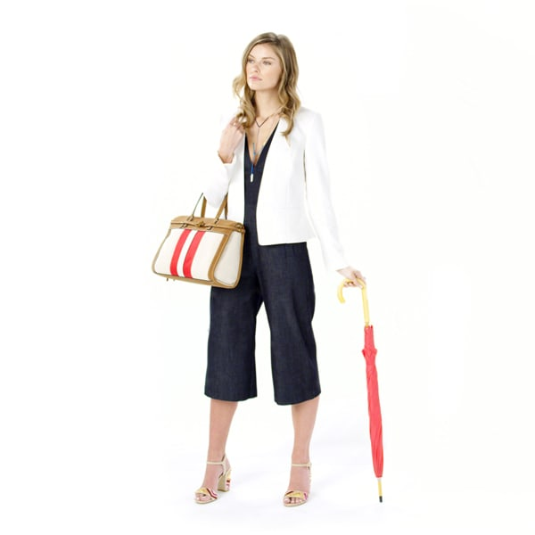Women's Denim Jumpsuit Outfit for Work