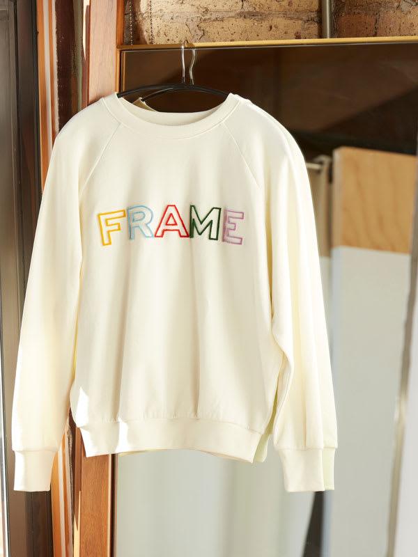 Women's Frame sweatshirt