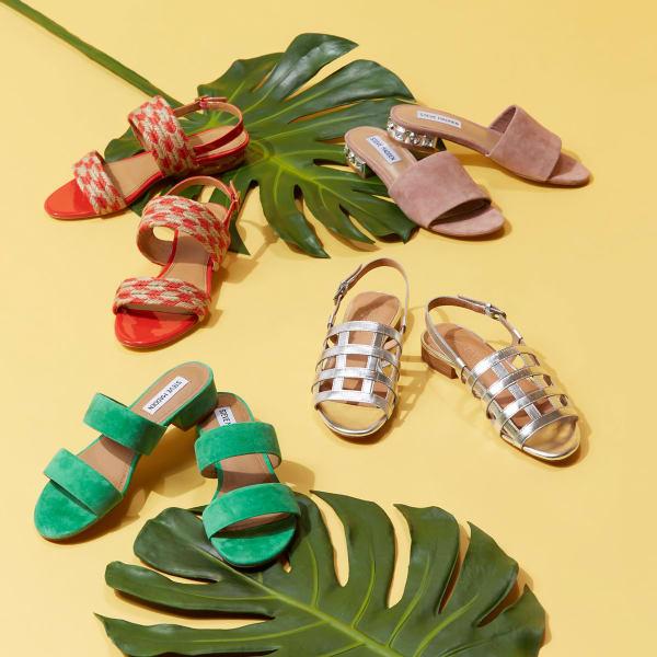 Women's beach sandals