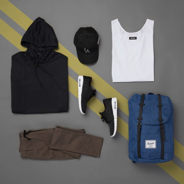 Athleisure outfit for men