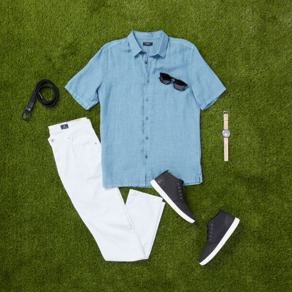 Labor Day outfit for men