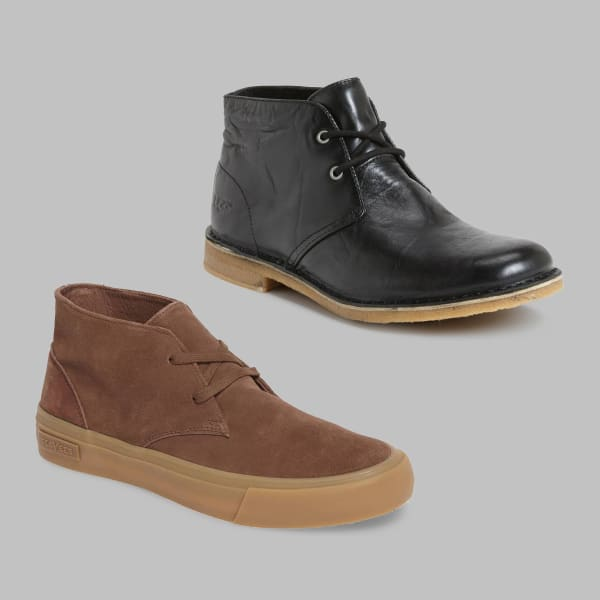 Chukka boots for fall