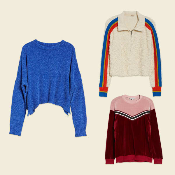 Pull over sweaters