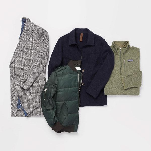 Winter Essentials Coats
