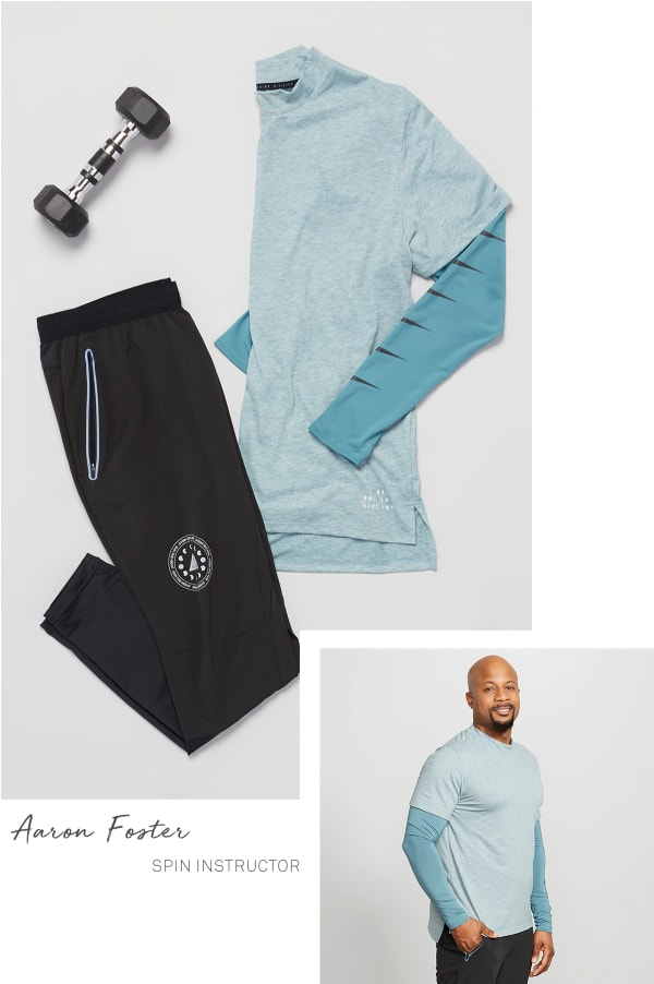 Spinning Outfit