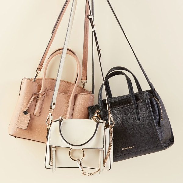 Women's structured bags