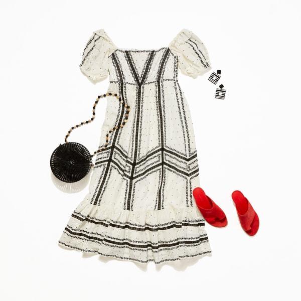 bohemian festival outfit idea