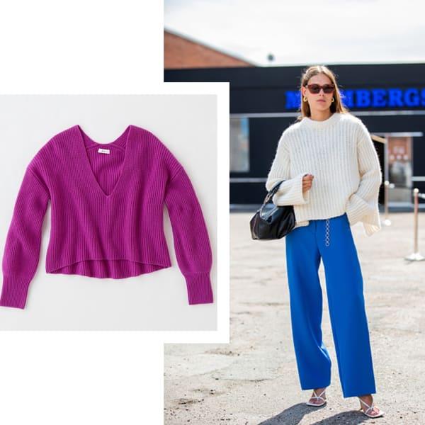 Soft, plush fall sweaters