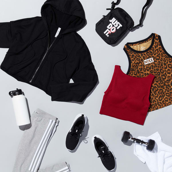 High impact gym outfits