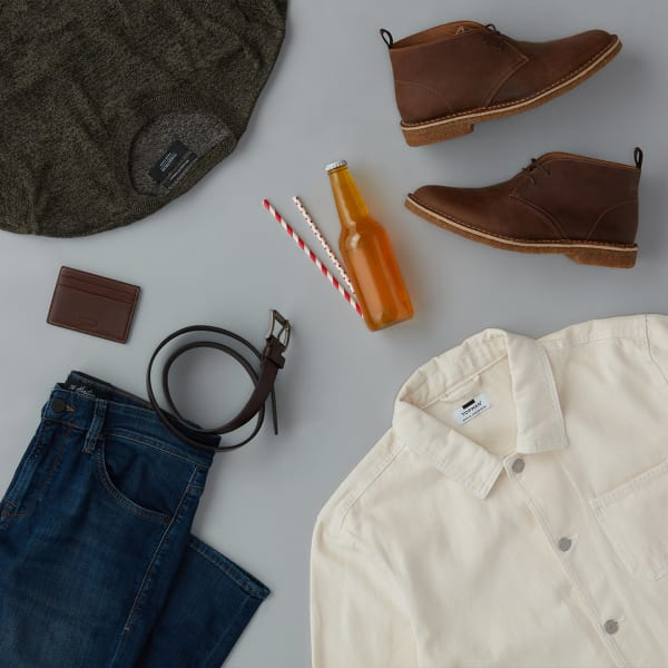 Men's casual dinner outfit
