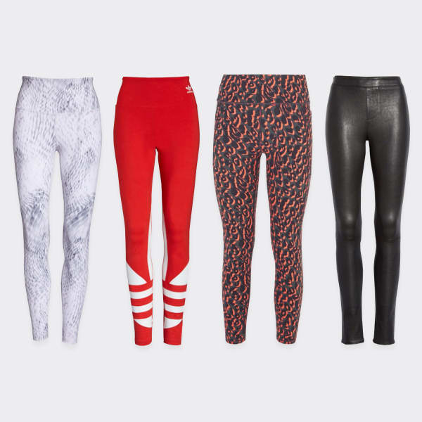 Athleisure Outfit Leggings