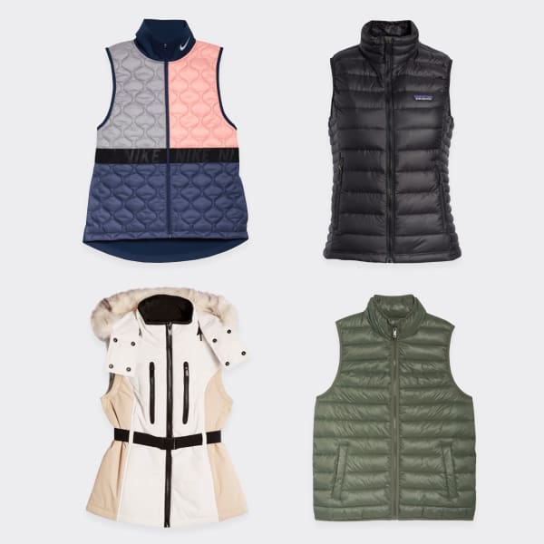 Athleisure Outfit Vests
