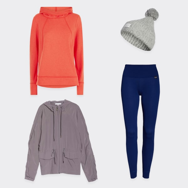 Running Outfit for Cold Weather