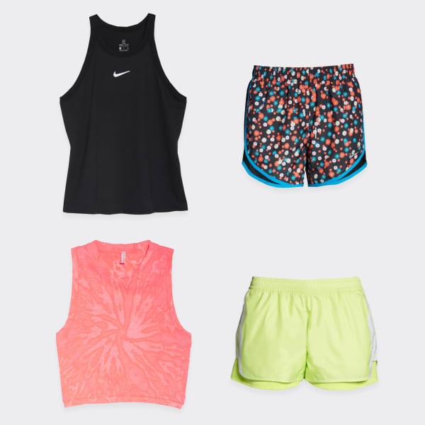 Running Outfit for Warm Weather