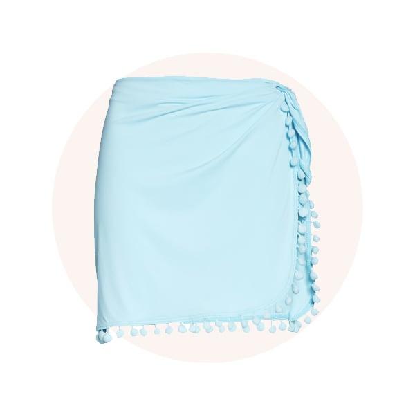 Tie-waist sarong