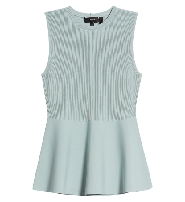 Sustainable Style Womens Brands Theory Top