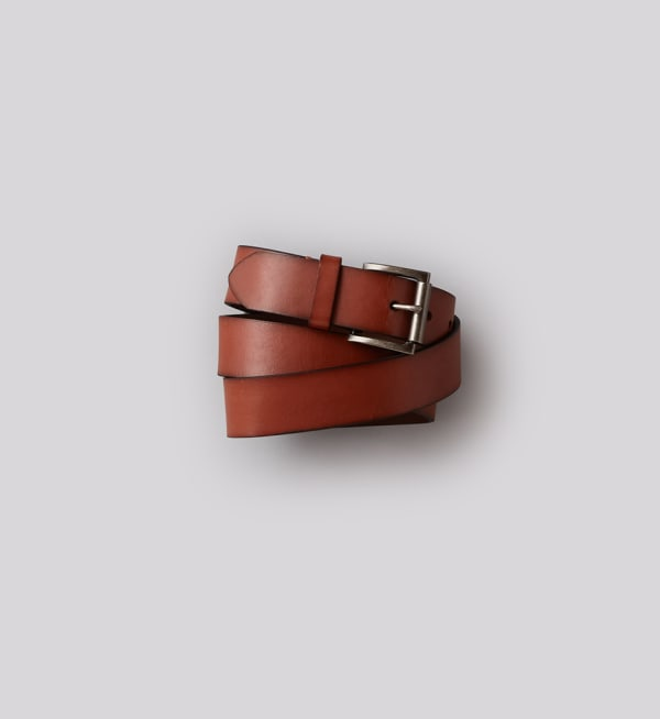 Sustainable-capsule-wardrobe Mens Bucklebelt