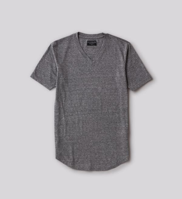 Sustainable-capsule-wardrobe Mens Short-sleeve-henley