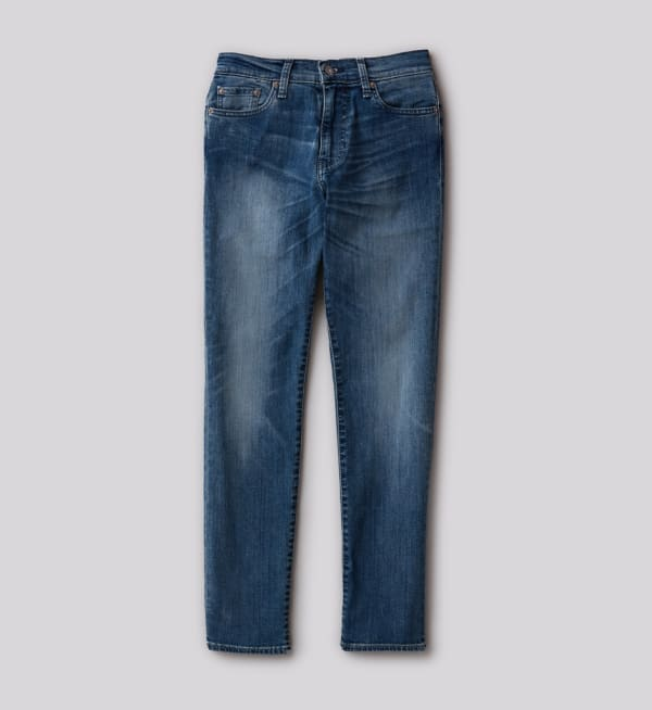 Sustainable-capsule-wardrobe Mens Slim-fit-jeans