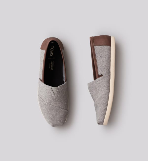 Sustainable-capsule-wardrobe Mens Slip-on-shoes