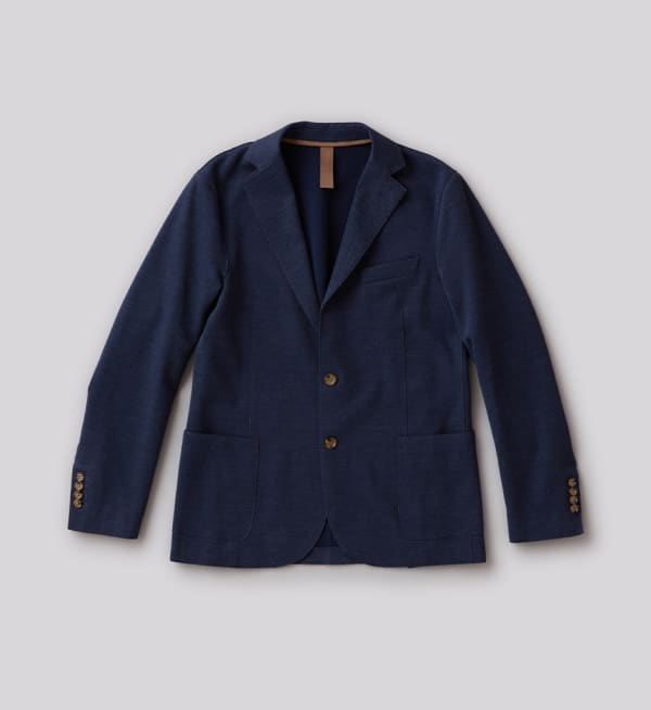 Sustainable-capsule-wardrobe Mens Sport-coat