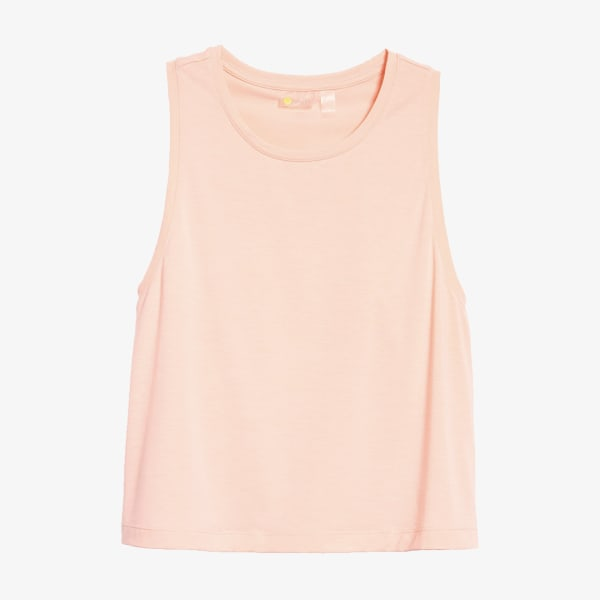 Sleeveless t-shirt style for women