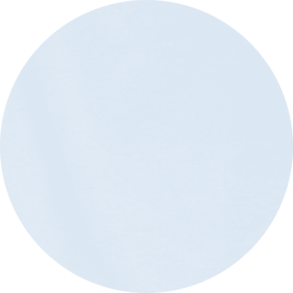 Baby blue tencel t-shirt fabric