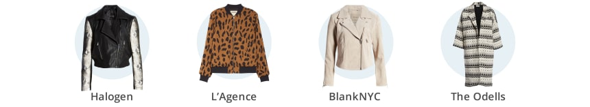 Women's lightweight winter coats