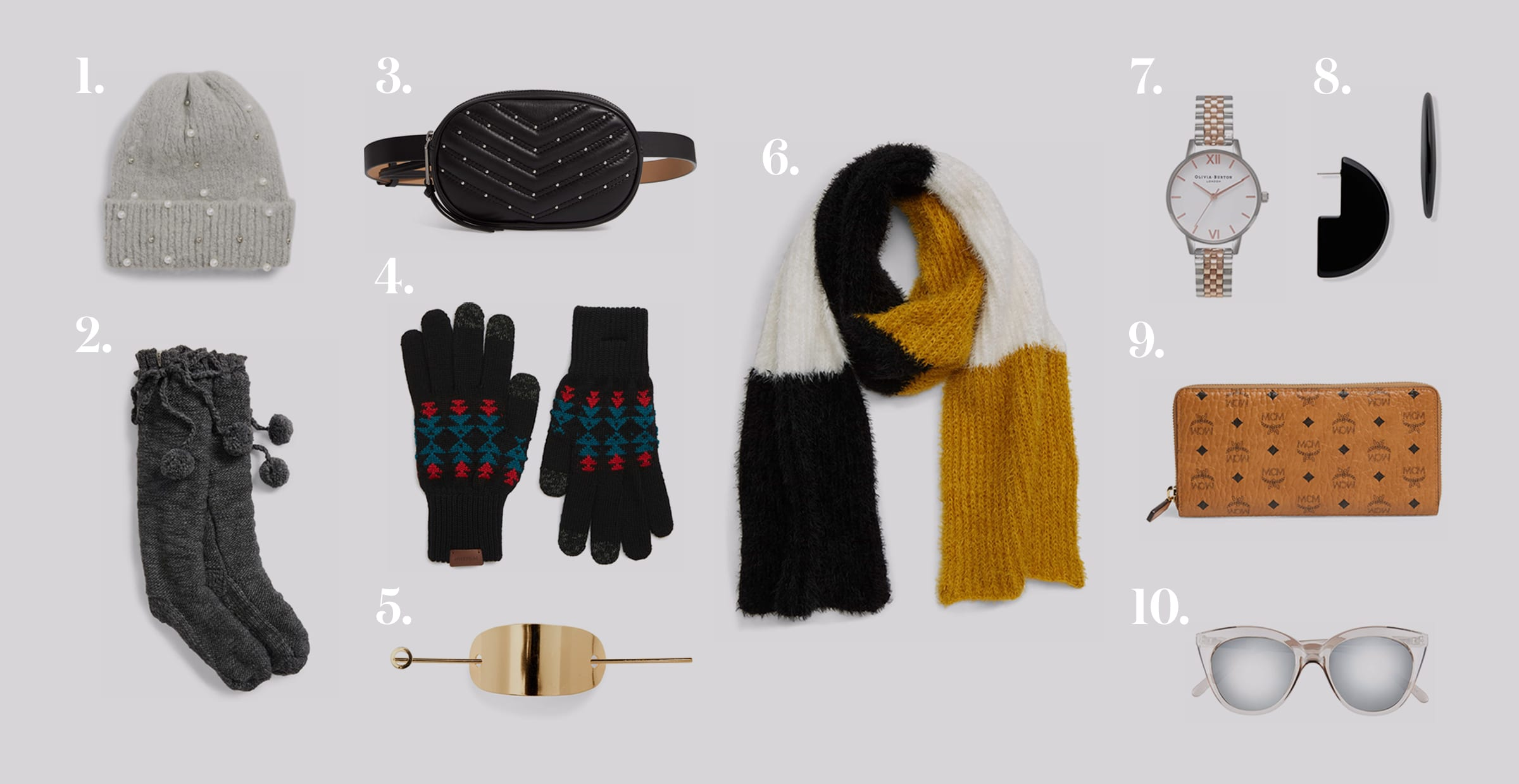 10 Stocking Stuffers for Her