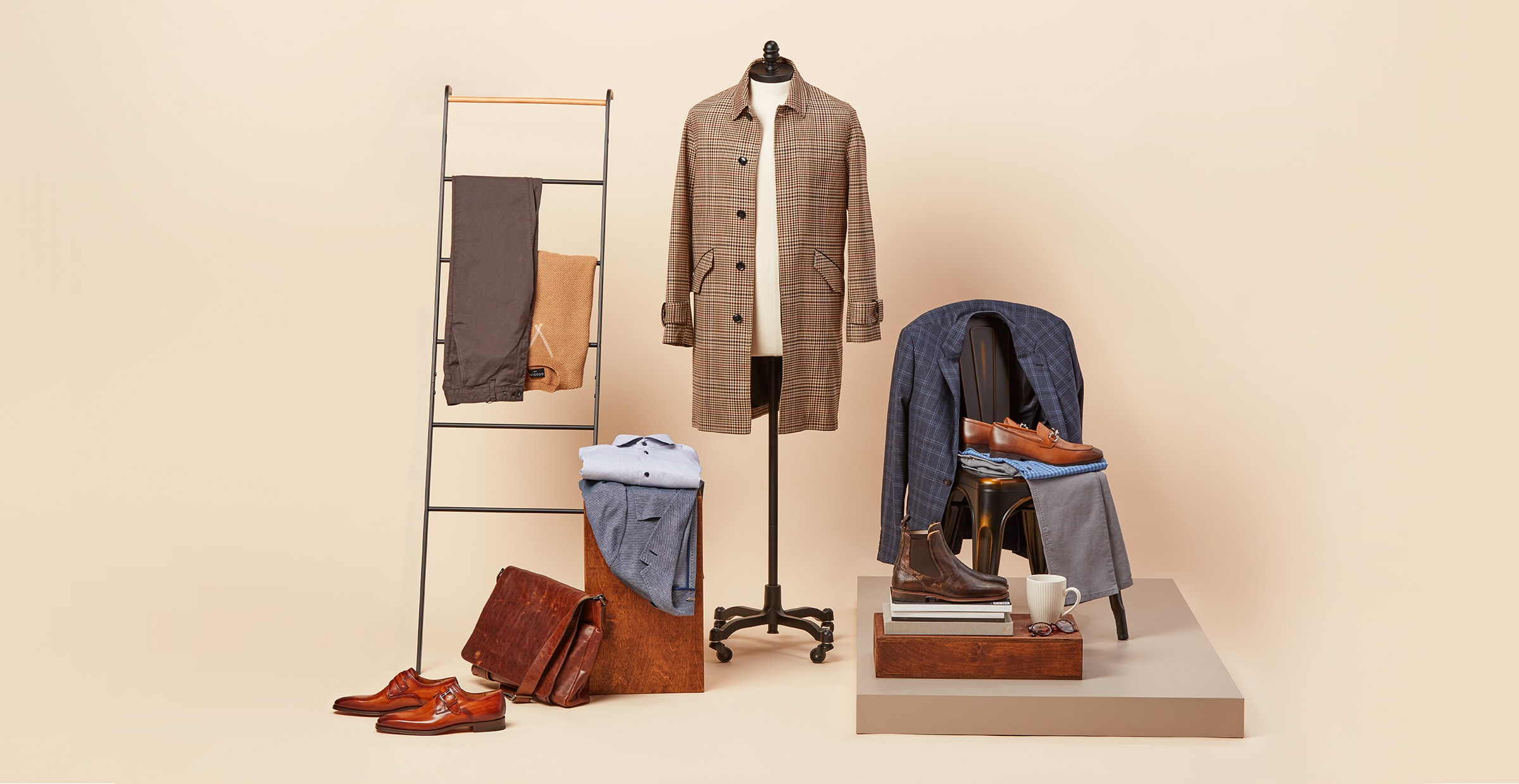Winter workwear options