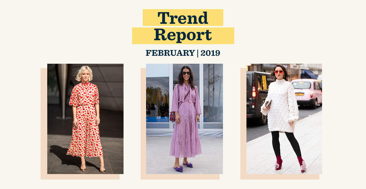 February Trend Report: The Valentine's Day Edition