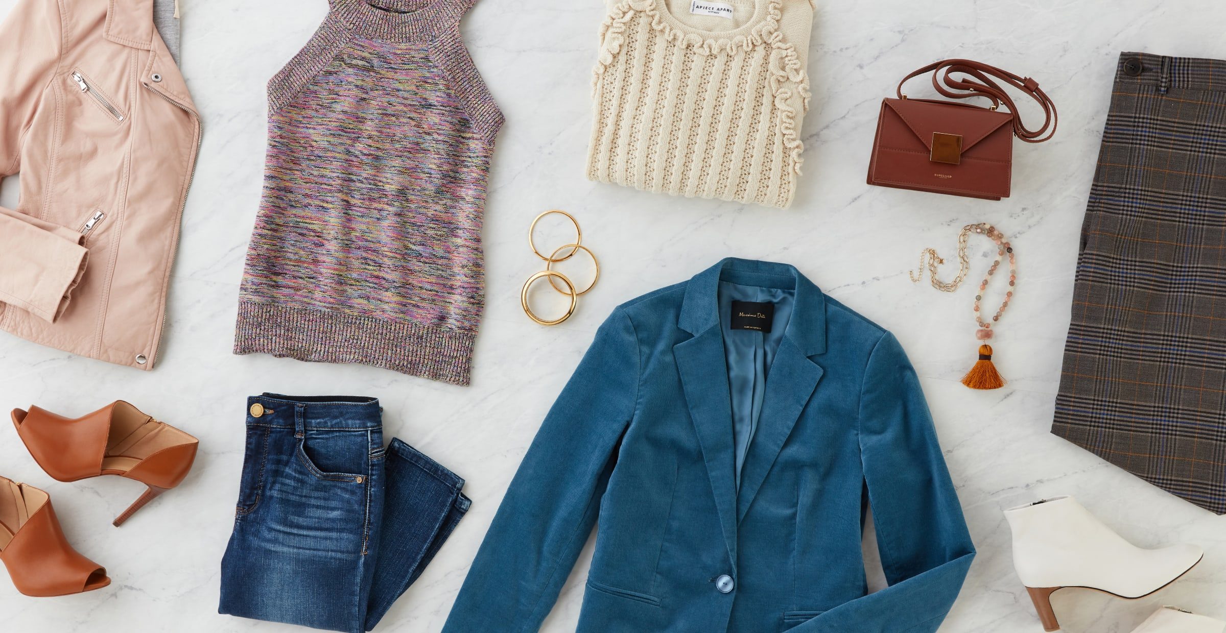 Women's fall clothing essentials
