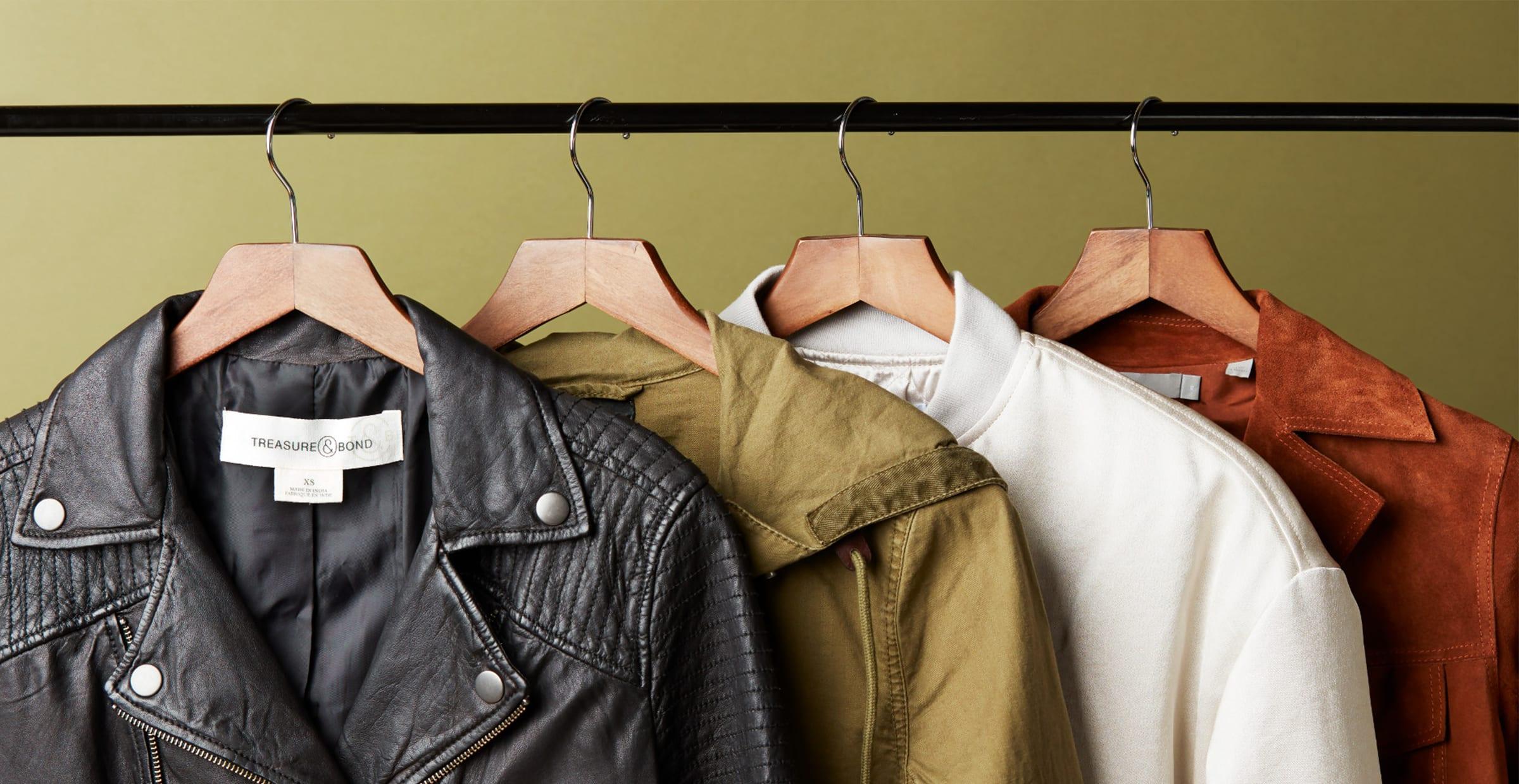 Men's trendy fall clothing