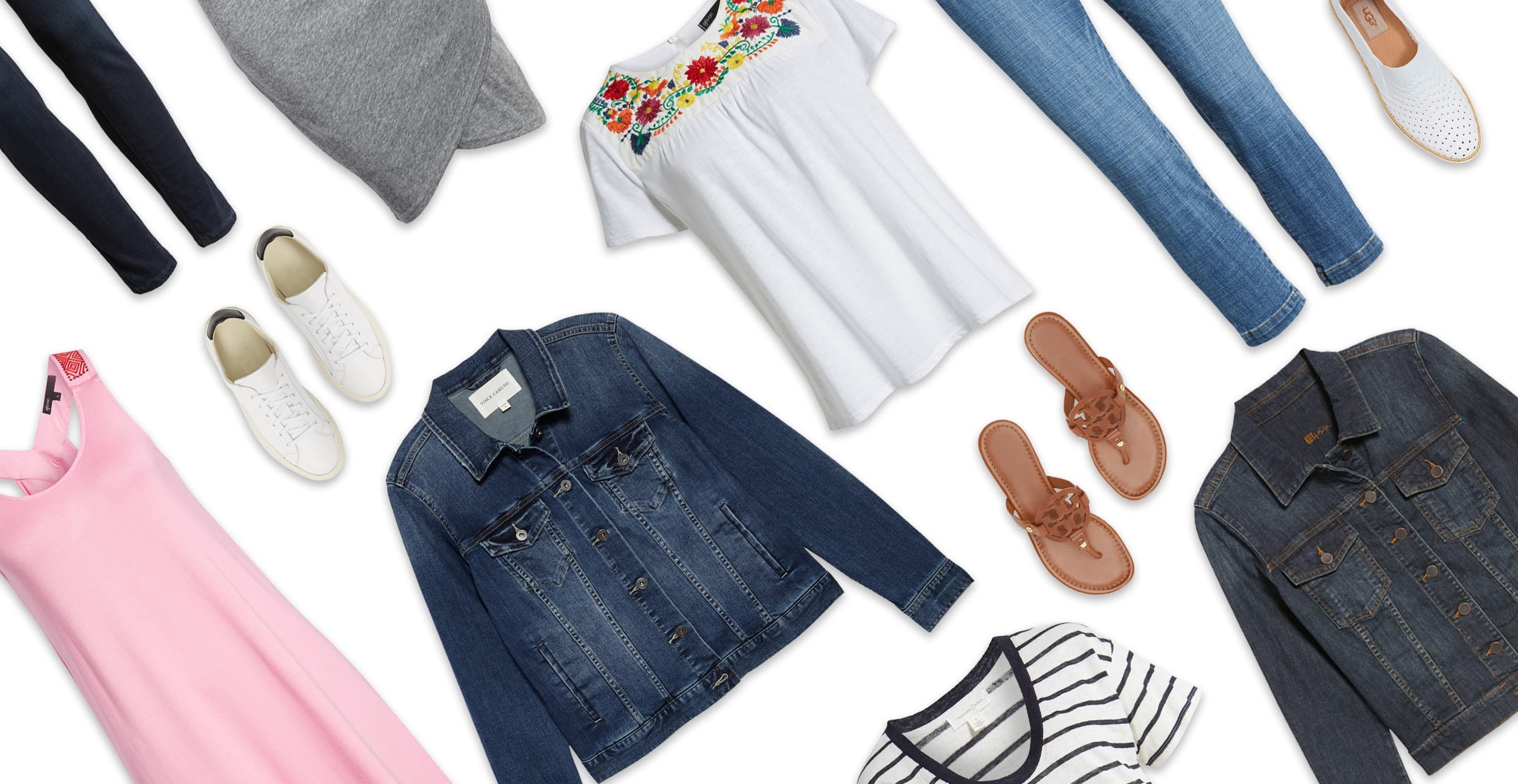 Women's summer to fall clothing