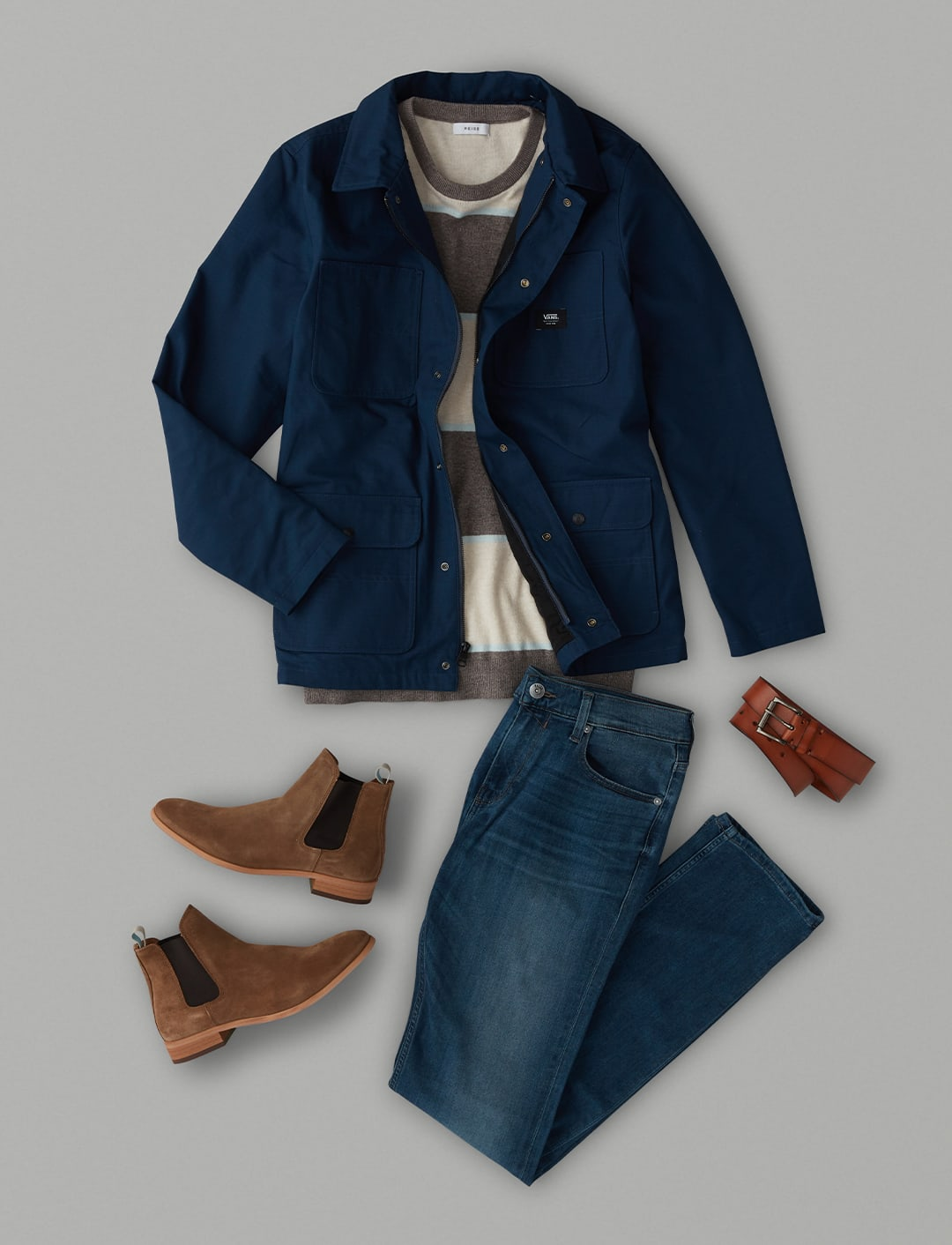 What to wear on a first date men casual