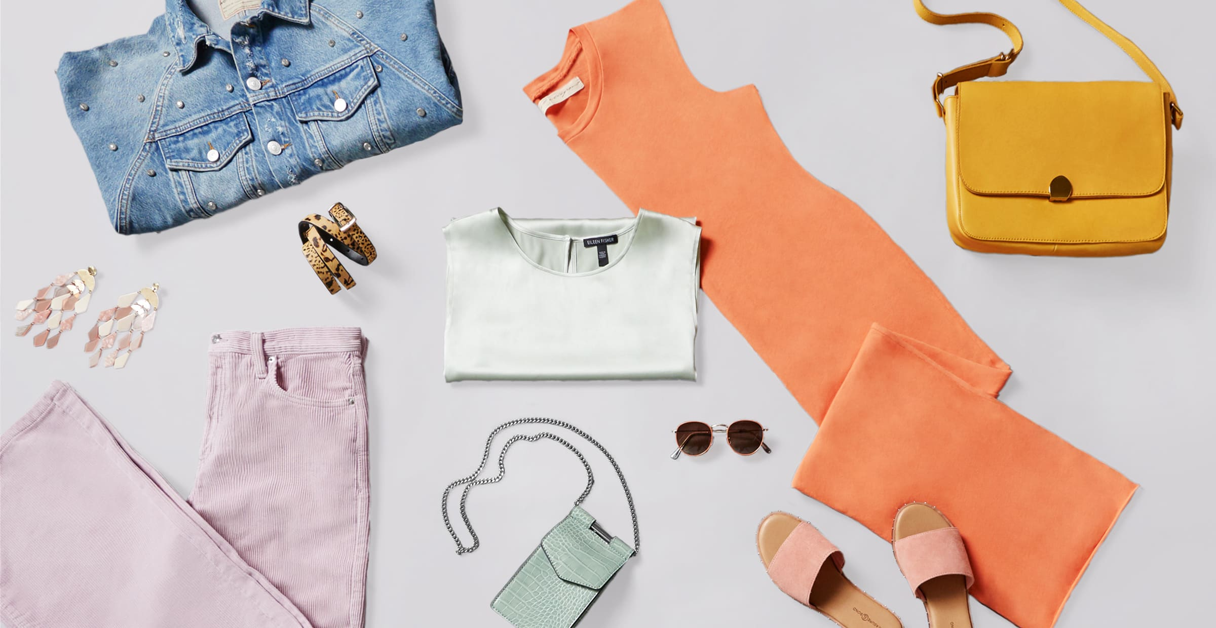 Cute pastel outfits for spring
