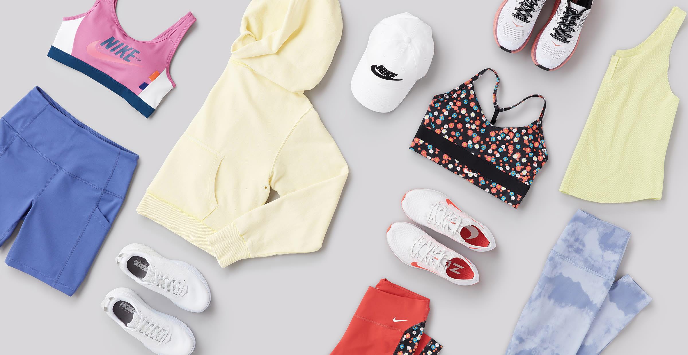 summer athleisure wear for women