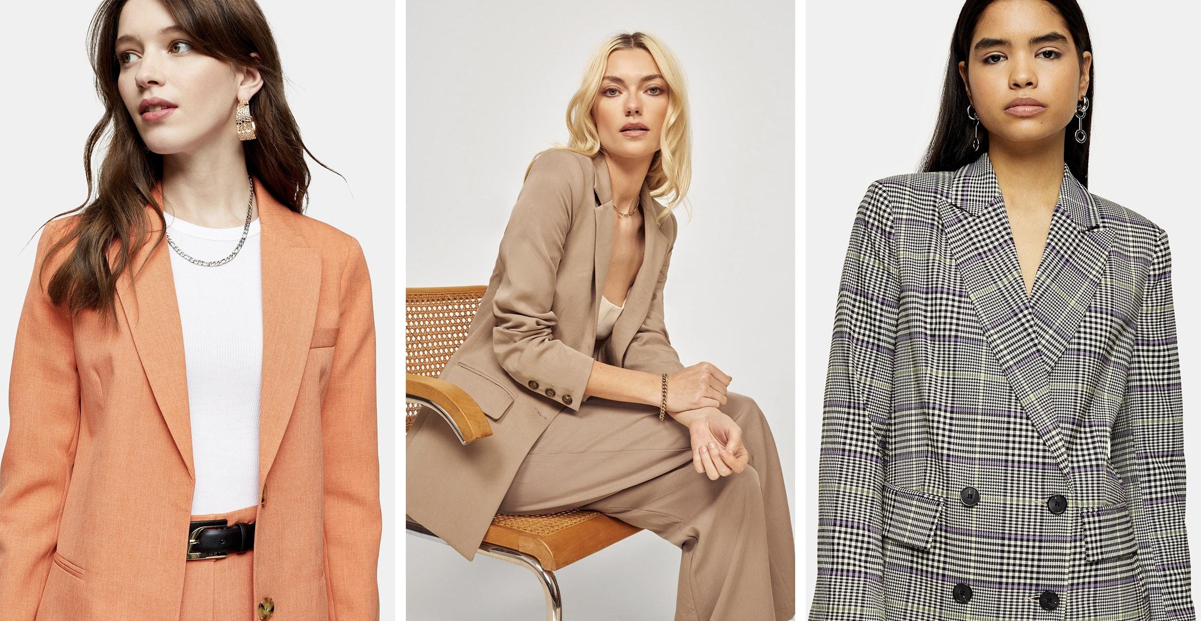 womens blazer styles