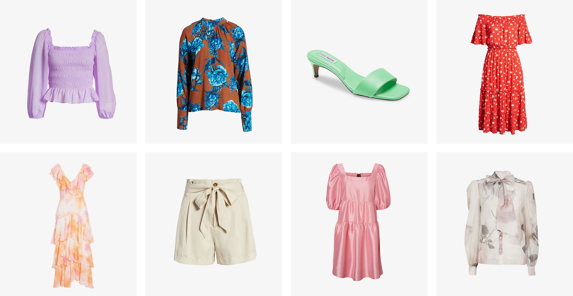 Romantic style: Women's clothing options