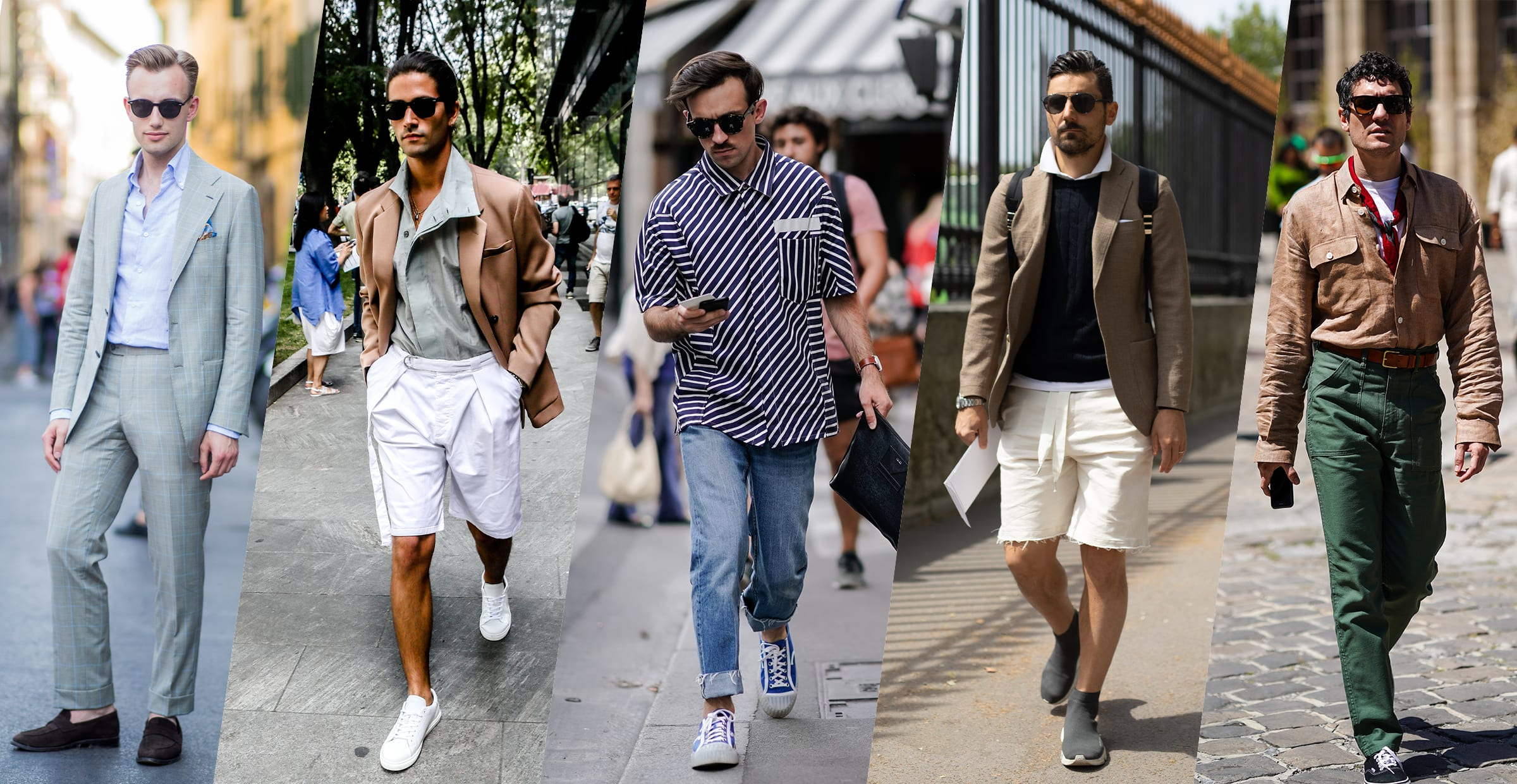 Men's Spring Fashion Trends for 2020