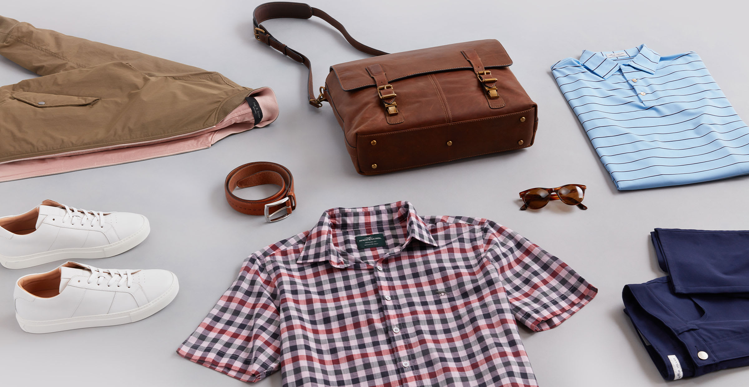 Mens Spring Workwear Outfits