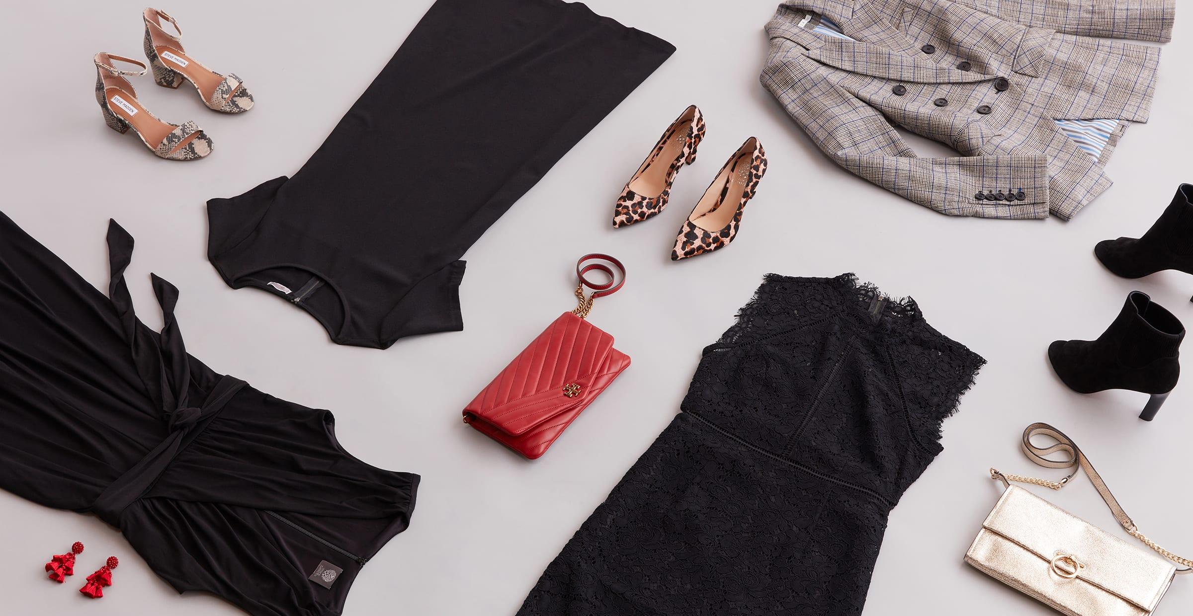 Little black dress outfits