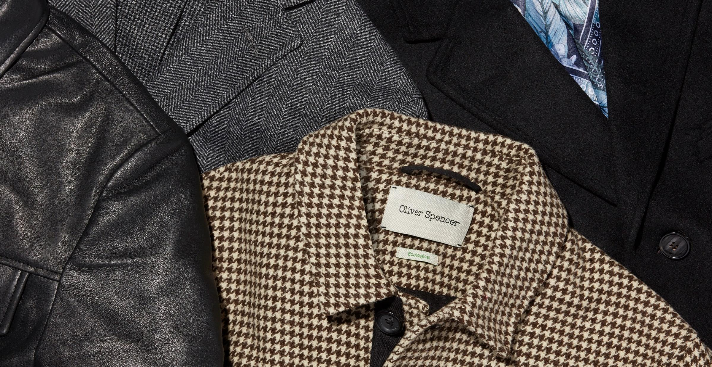 Men's winter workwear jackets