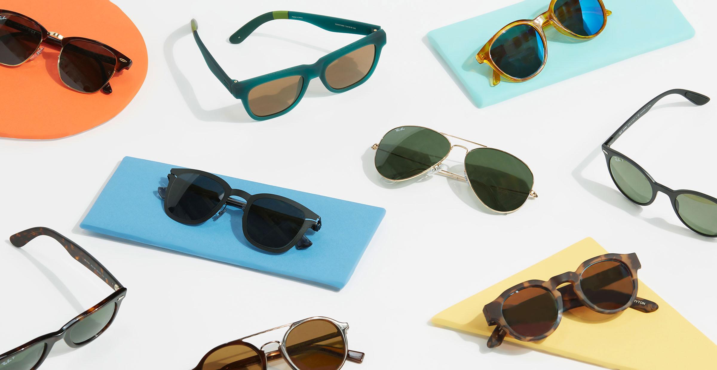 Essential Men's Sunglasses Guide
