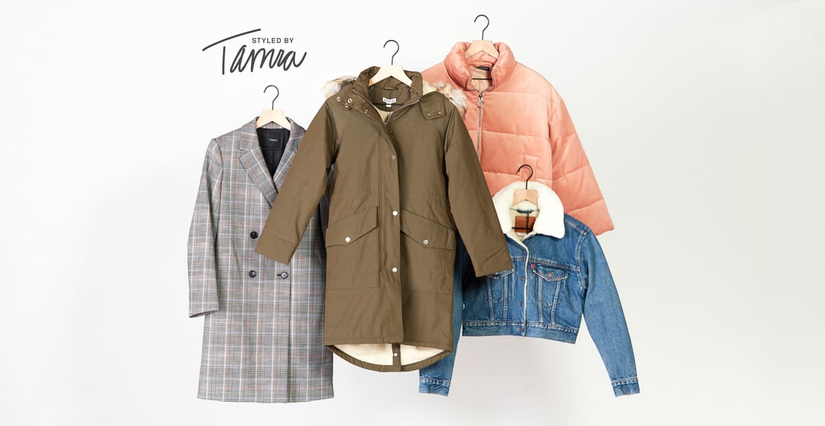 Fall Jackets for Every Mood