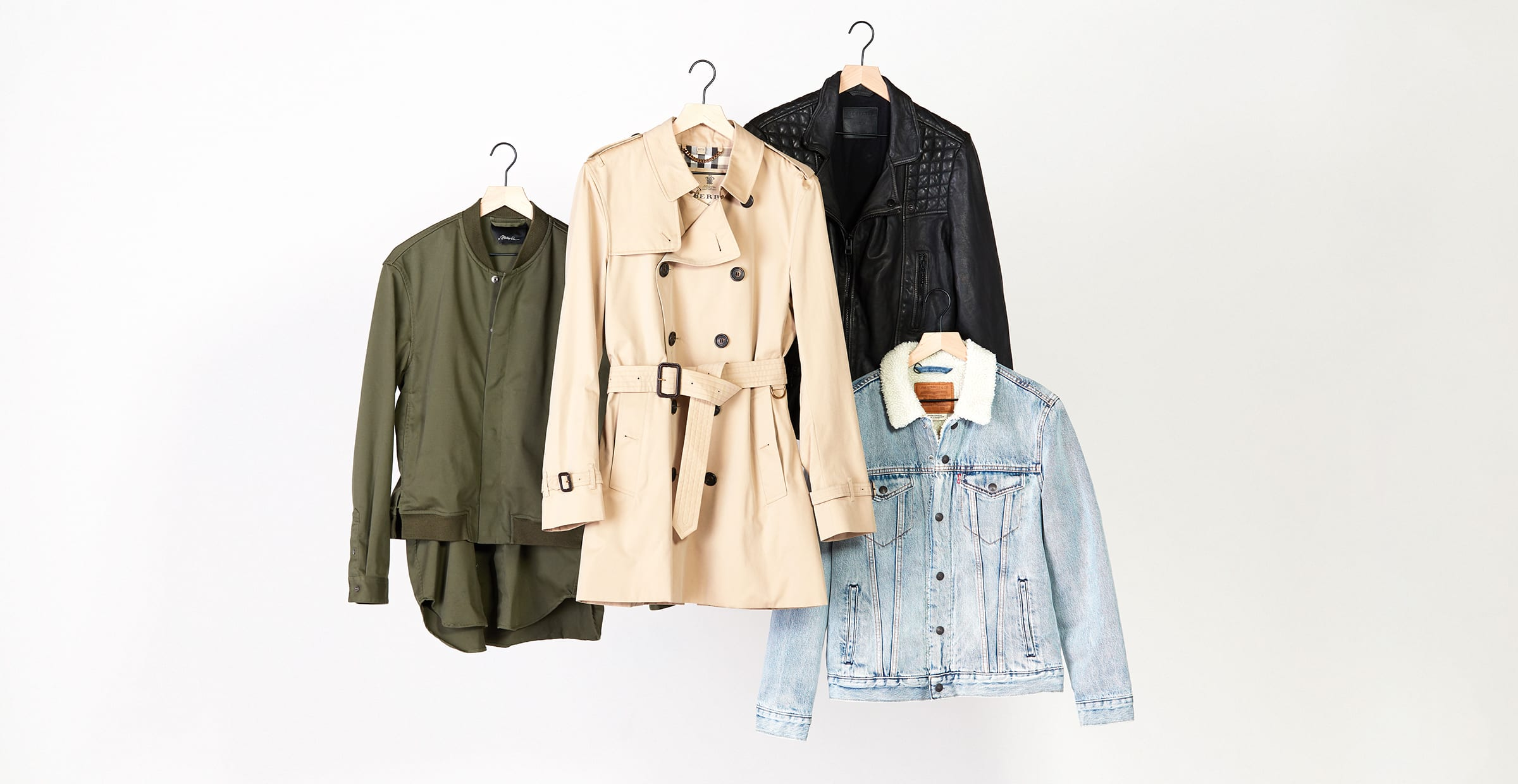 Our 6 Picks: Fall Jackets