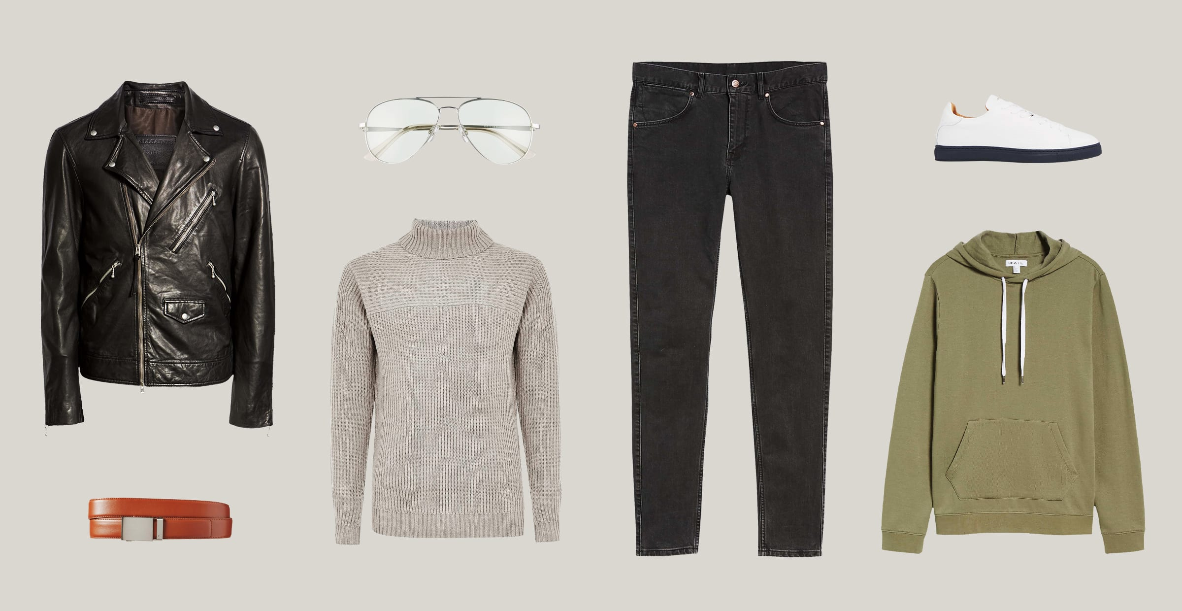 Build Your Wardrobe Base with 10 Items