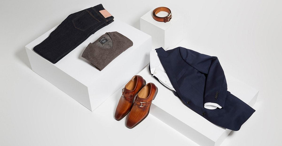 Top 6 Men's Wardrobe Essentials
